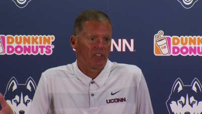 Judge Rules Hiring of UConn Coach's Son Was Not Violation