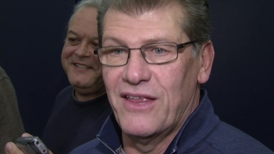 Geno Responds to Criticism of UConn's Dominance