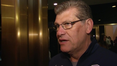 UConn's Geno Auriemma Misses Game Against Tulsa With Illness