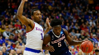 UConn Falls to Kansas 73-61