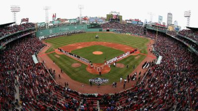 UConn Football to Face BC at Fenway in Primetime