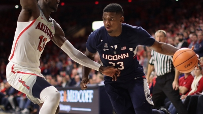 UConn F Cobb Suspended for Conduct Detrimental to the Team