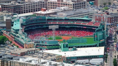 UConn Football to Play at Fenway Park in November