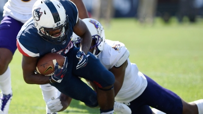 East Carolina Holds Off UConn 41-38 in Rescheduled Game