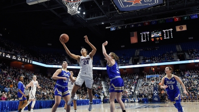 UConn Routs Tulsa, Extends Winning Streak to 105 Games