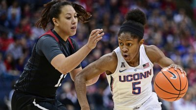 UConn Routs Stanford 78-53