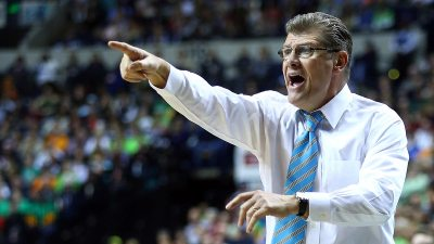 USA Assistant Coach Recalls Beating Geno