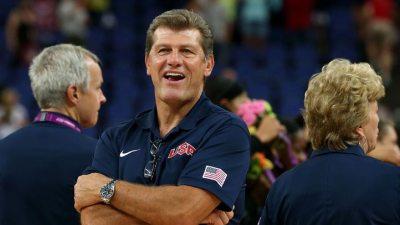 USA Basketball Announces Auriemma's Olympic Staff