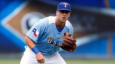 UConn's Mike Olt to Make MLB Debut