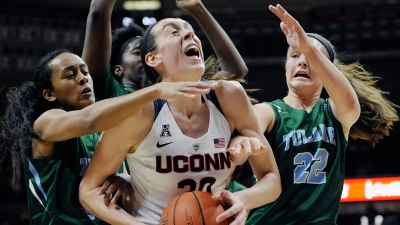 UConn Advances to AAC Final With Win Over Tulane