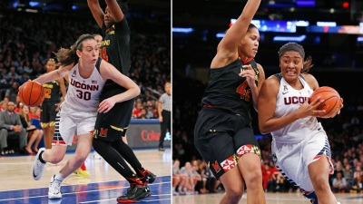 UConn Overcomes Strong Maryland Showing 83-73