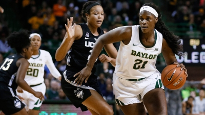 UConn Goes Down to Baylor, First Regular-Season Loss Since 2014
