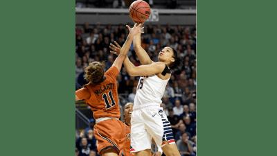 UConn Women Advance to Final Four