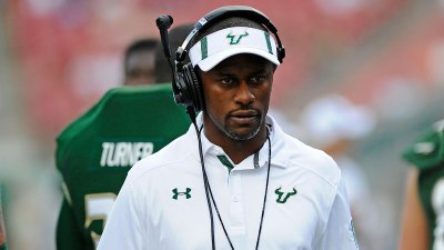 USF, UConn Football Have Much in Common