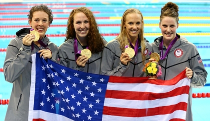 Medal Count Glory ? U.S. Leads the Way