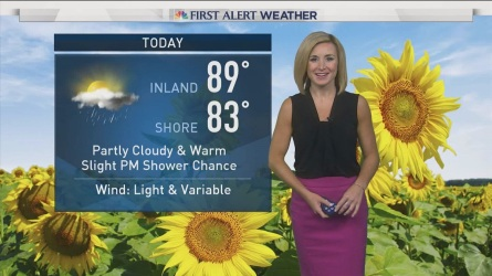 NBC Connecticut Meteorologist Kaitlyn McGrath has your weekend forecast.