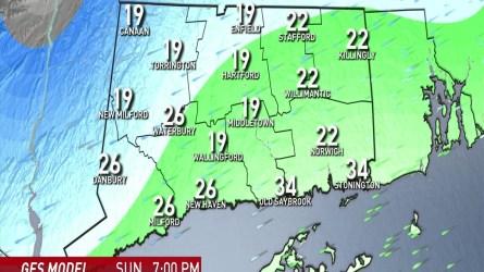 NBC  Meteorologist Josh CIingranelli  has the evening weather forecast of  January 21th,2017