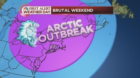 NBC Connecticut Chief Meteorologist Brad Field provides us with the evening weather forecast of February 08th, 2016.