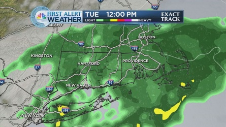 NBC Chief Meteorologist Brad Field has the evening weather forecast of May02th2016