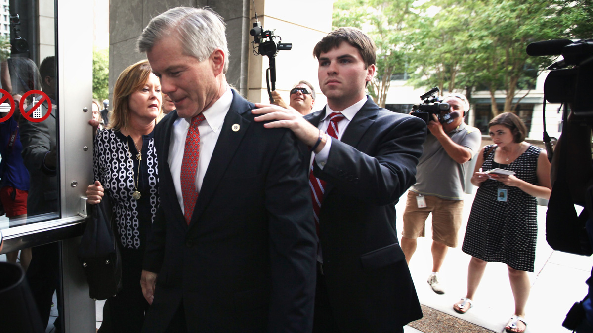 Former Va. Gov. Bob McDonnell (Photo by Alex Wong/Getty Images)