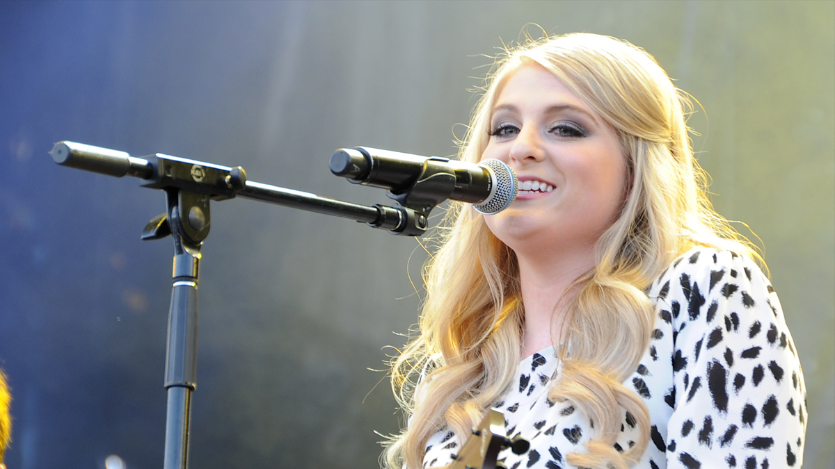 Pop sensation Meghan Trainor has postponed her Fourth of July concert at Mohegan Sun, citing a vocal cord hemorrhage, according to the casino.