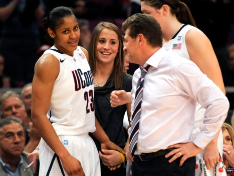 UConn Women Earn Big East Tourney Top Seed