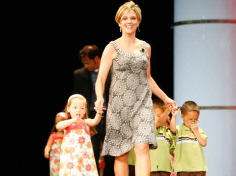 Kate Gosselin Hasn't Told Kids About Summer Travel Plans