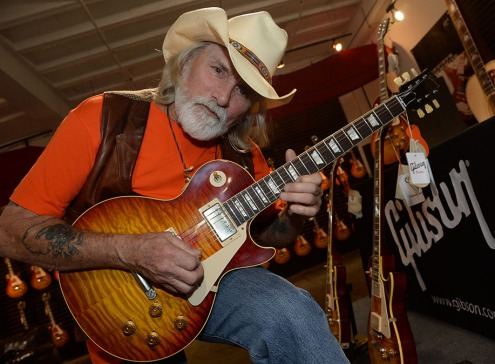 Allman Brothers Guitarist Critical After Fall at Fla. Home