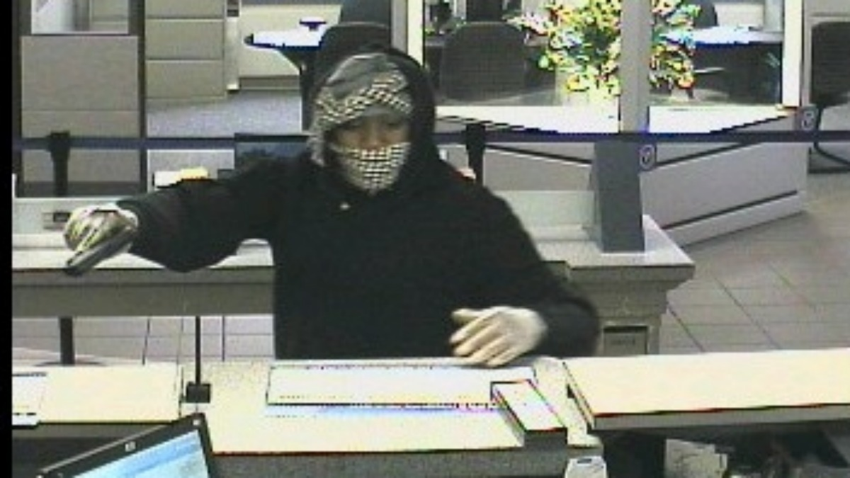 Bridgeport police are asking for your help in identifying this Webster Bank robbery suspect.