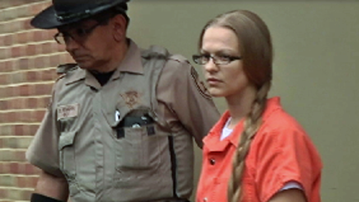 Angelika Graswald, 35, was indicted on a second-degree murder charge for the death of Vincent Viafore.