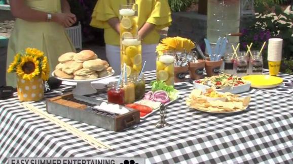 Backyard Party Planning Tips Nbc Connecticut