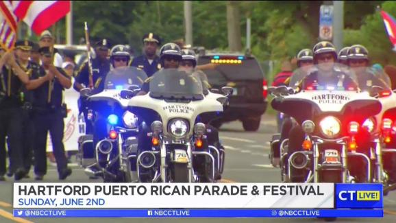 CT LIVE!: Greater Hartford Puerto Rican Parade and Festival