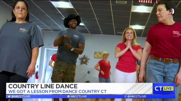 CT LIVE!: Learn to Line Dance with Dance Country