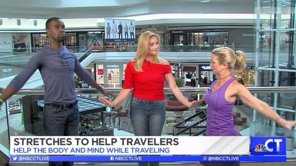 CT LIVE!: Stretches to Help Travelers