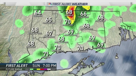 Early Morning Weather Forecast For September 2 Nbc Connecticut