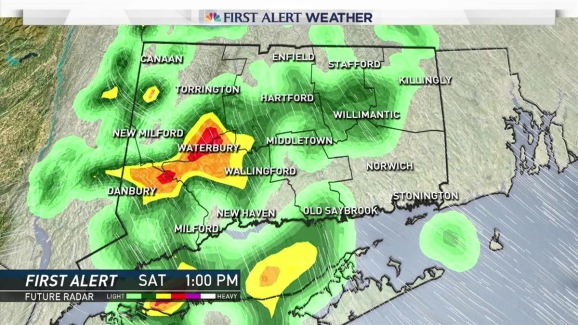 Evening Weather Forecast For August 4 Nbc Connecticut