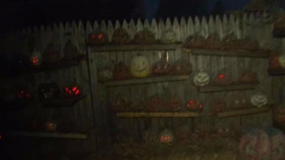 Warm Weather Means Big Business for Halloween Attractions - NBC ...