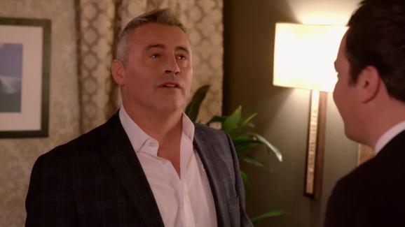 'Tonight': Matt LeBlanc and Jimmy Debate 'Friends' Trivia