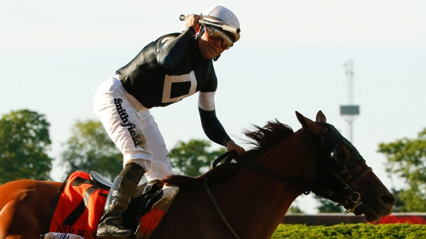 In Photos: Sir Winston Wins the 151st Belmont Stakes