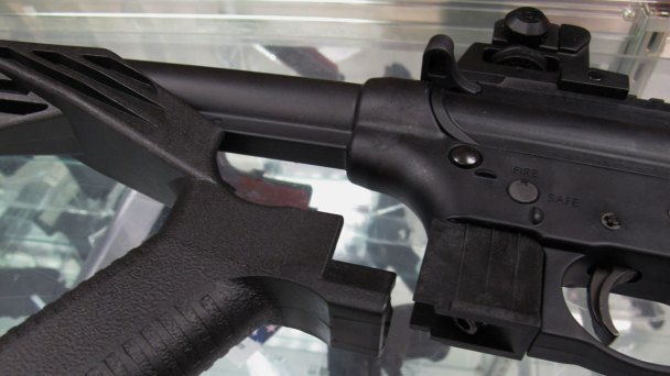 Lawmakers Want to Ban Bump Stocks After Las Vegas Shooting