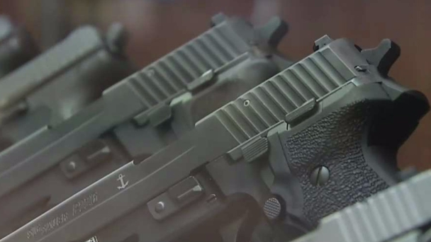 Guns Stolen From CT Suburbs Turning Up at Crime Scenes