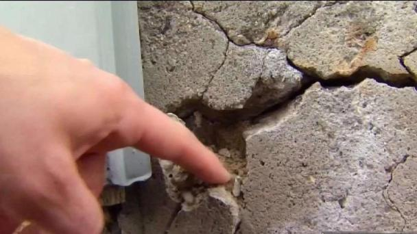 Crumbling Basements Cutting Into Town Tax Collections
