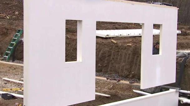 Could Fiberglass Foundations Help Amid Crumbling Concrete Crisis?