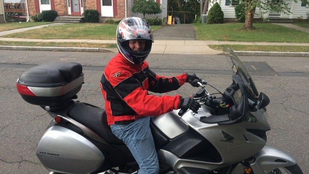 DMV Issues Man's Motorcycle Paperwork With Wrong Name