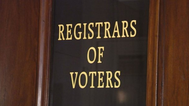 Hartford Registrars of Voters Office Fined 2014  Elections