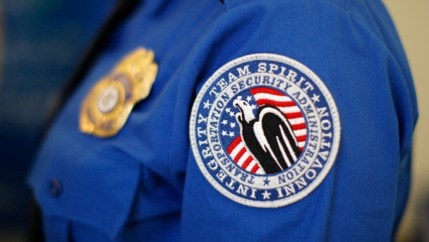 Missing Airport Security Badges