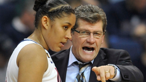 UConn Rolls DePaul One Last Time