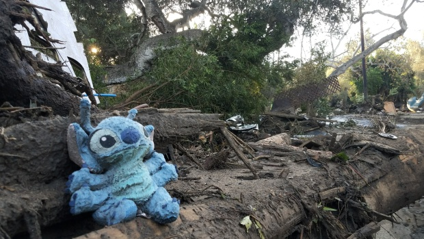 [NATL-LAT] Photos After the Storm: Destruction in Montecito