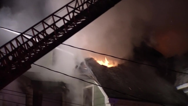 [HAR] 11-Year-Old Boy Killed in New Britain Fire