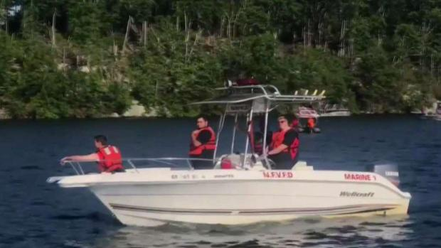 [HAR] 17-Year-Old Swimmer Missing at Candlewood Lake
